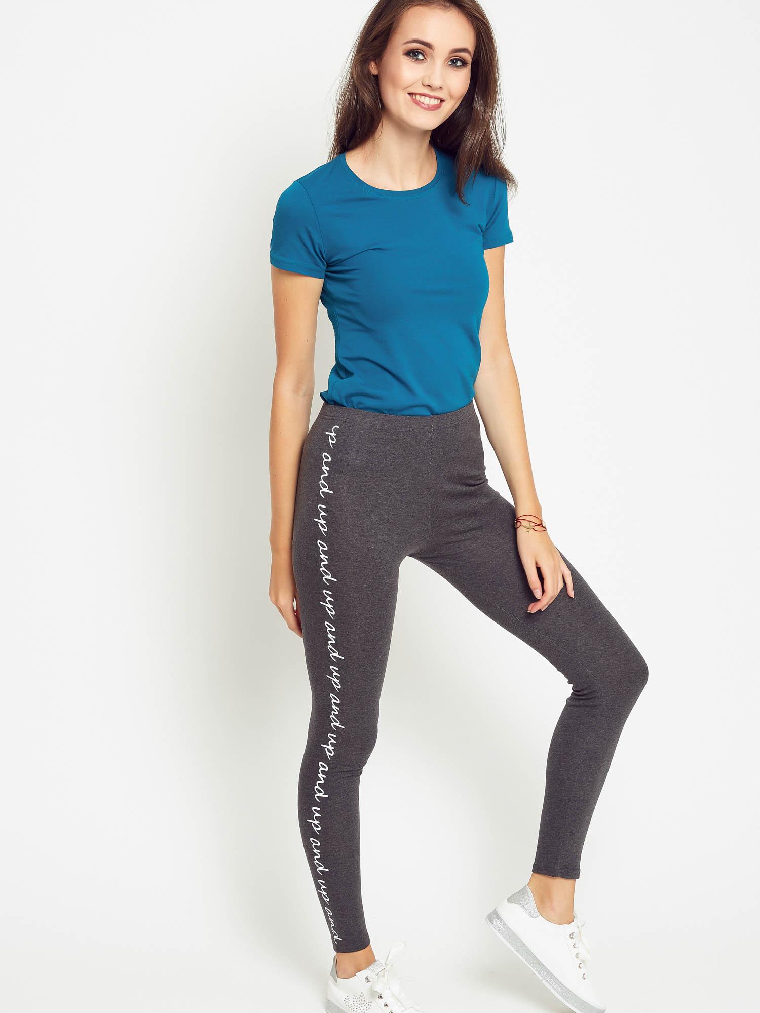 Odzież dla aktywnych kobiet – legginsy