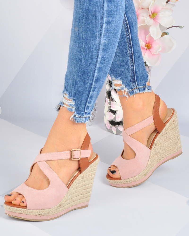 Sandały na obcasie z oferty sklepu Pantofelek24
