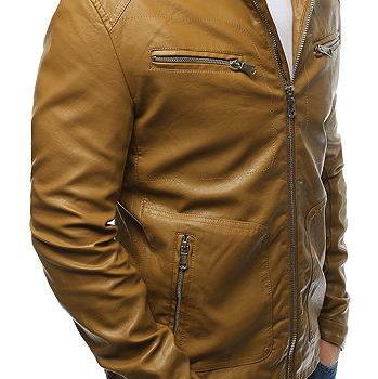 Skórzana kurtka – skóra naturalna czy ekoskóra?