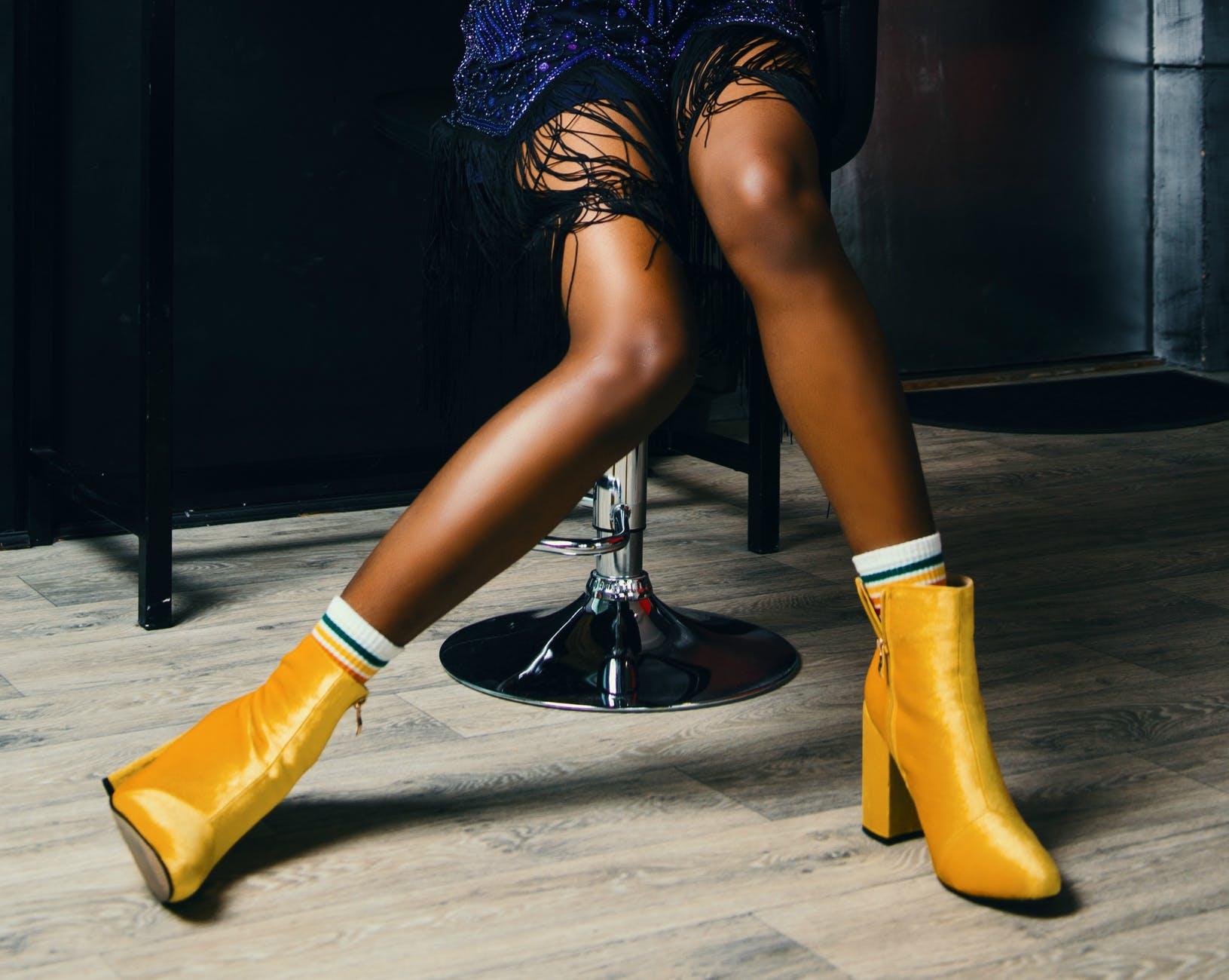 Botki – must have kobiecej szafy?