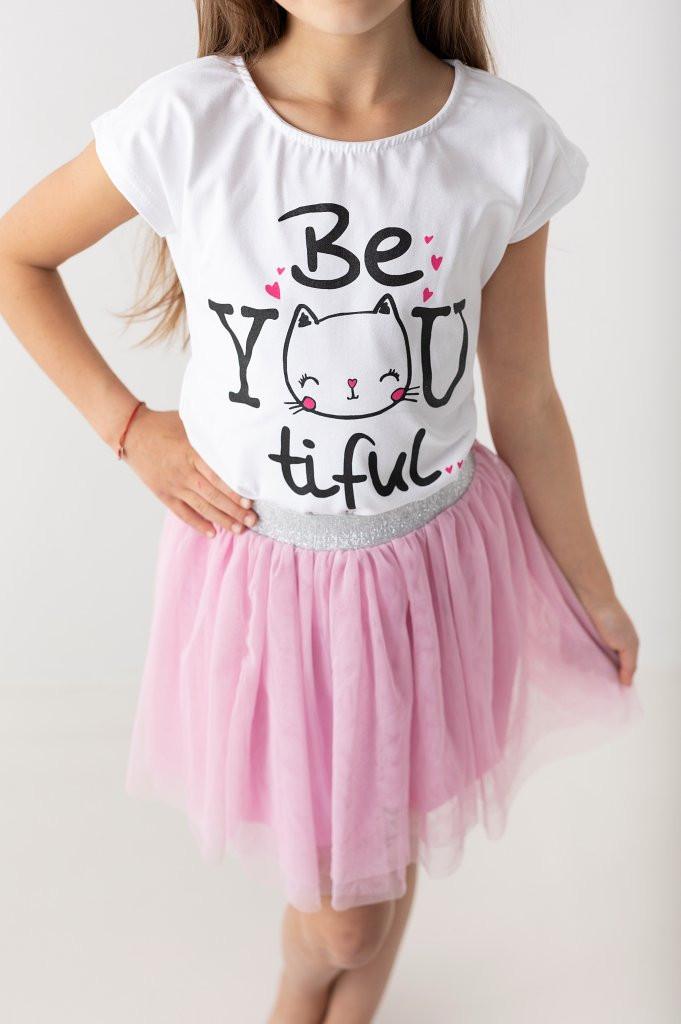 T shirty dla dziewczynek na wyjątkowe okazje